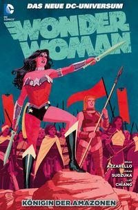 Wonder Woman 6: Königin der Amazonen - Klickt hier für die große Abbildung zur Rezension