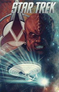 Star Trek Comicband 11: Die neue Zeit 6 - Der Khitomer-Konflikt - Klickt hier für die große Abbildung zur Rezension