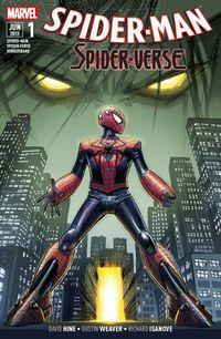 Spider-Man: Spider-Verse Sonderband 1 - Klickt hier für die große Abbildung zur Rezension