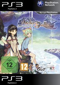 Splashgames: Atelier Shallie: Alchemists of the Dusk Sea