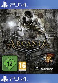 Splashgames: Arcania: The Complete Tale