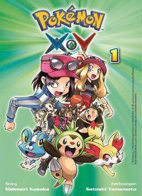 Pokémon Y und X 1 - Klickt hier für die große Abbildung zur Rezension
