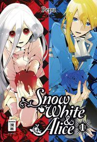 Snow White & Alice 1 - Klickt hier für die große Abbildung zur Rezension