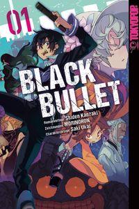 Black Bullet 1 - Klickt hier für die große Abbildung zur Rezension