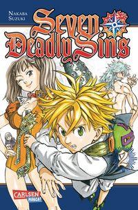 Seven Deadly Sins 2 - Klickt hier für die große Abbildung zur Rezension