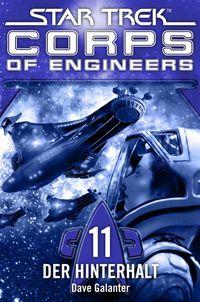 Star Trek - Corps of Engineers 11: Der Hinterhalt - Klickt hier für die große Abbildung zur Rezension