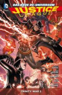 Justice League Paperback 6: Trinity War 2 - Klickt hier für die große Abbildung zur Rezension