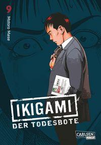 Ikigami - Der Todesbote 9 - Klickt hier für die große Abbildung zur Rezension