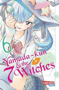 Yamada-kun & the 7 Witches 6 - Klickt hier für die große Abbildung zur Rezension
