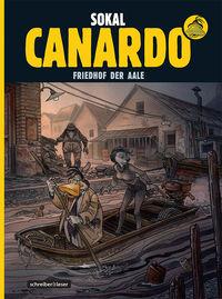 Canardo 23: Friedhof der Aale - Klickt hier für die große Abbildung zur Rezension