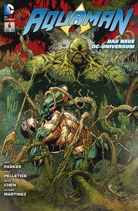 Aquaman 6: Kampf der Elemente - Klickt hier für die große Abbildung zur Rezension