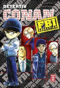 Detektiv Conan: FBI Selection - Klickt hier für die große Abbildung zur Rezension