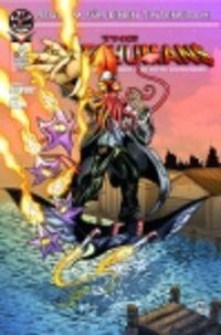 The Metahuman$ 2: Requiem für einen Tintenfisch - Klickt hier für die große Abbildung zur Rezension