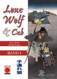 Lone Wolf & Cub 1 - Klickt hier für die große Abbildung zur Rezension