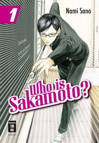Who is Sakamoto? 1 - Klickt hier für die große Abbildung zur Rezension