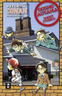 Detektiv Conan präsentiert: Gosho Aoyama-Short Stories - Klickt hier für die große Abbildung zur Rezension