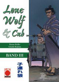 Lone Wolf & Cub 3 - Klickt hier für die große Abbildung zur Rezension
