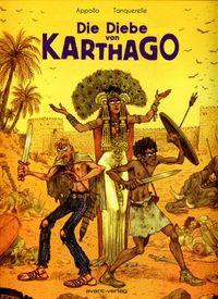 Die Diebe von Karthago - Klickt hier für die große Abbildung zur Rezension