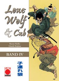 Lone Wolf & Cub 4 - Klickt hier für die große Abbildung zur Rezension
