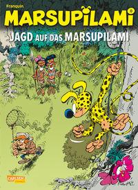 Marsupilami 0: Jagd auf das Marsupilami - Klickt hier für die große Abbildung zur Rezension
