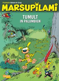 Marsupilami 1: Tumult in Palumbien - Klickt hier für die große Abbildung zur Rezension