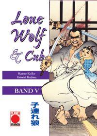 Lone Wolf & Cub 5 - Klickt hier für die große Abbildung zur Rezension