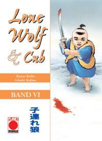 Lone Wolf & Cub 6 - Klickt hier für die große Abbildung zur Rezension