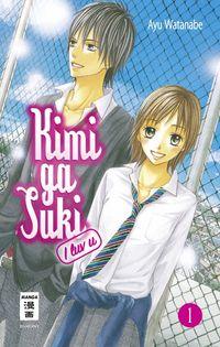 Kimi ga Suki - I Luv U 1 - Klickt hier für die große Abbildung zur Rezension