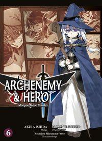 Archenemy & Hero 6 - Klickt hier für die große Abbildung zur Rezension