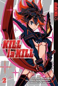 KILL la KILL 2 - Klickt hier für die große Abbildung zur Rezension