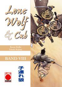 Lone Wolf & Cub 8 - Klickt hier für die große Abbildung zur Rezension