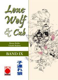 Lone Wolf & Cub 9 - Klickt hier für die große Abbildung zur Rezension