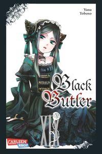 Black Butler 19 - Klickt hier für die große Abbildung zur Rezension