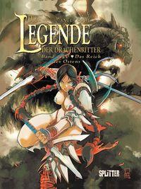 Die Legende der Drachenritter Band 1000: Das Reich des Ostens - Klickt hier für die große Abbildung zur Rezension