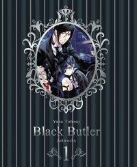 Black Butler Artworks 1 - Klickt hier für die große Abbildung zur Rezension