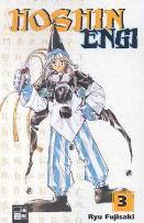 Hoshin Engi 3 - Klickt hier für die große Abbildung zur Rezension