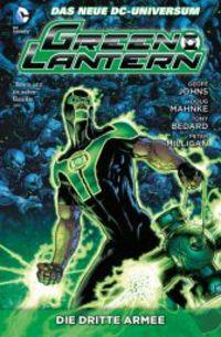 Green Lantern 3: Die dritte Armee - Klickt hier für die große Abbildung zur Rezension