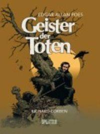 Edgar Allen Poes Geister der Toten - Klickt hier für die große Abbildung zur Rezension