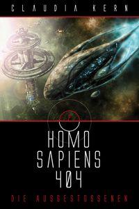 Homo Sapiens 404 2: Die Ausgestossenen - Klickt hier für die große Abbildung zur Rezension