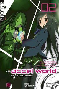 Accel World - Novel 02: Die rote Sturmprinzessin - Klickt hier für die große Abbildung zur Rezension