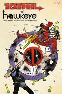 Deadpool VS. Hawkeye - Klickt hier für die große Abbildung zur Rezension