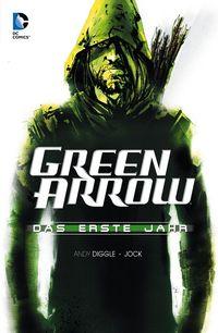 Green Arrow: Das erste Jahr - Klickt hier für die große Abbildung zur Rezension