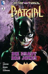 Batgirl 3: Die Braut des Jokers - Klickt hier für die große Abbildung zur Rezension
