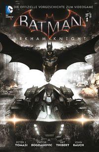 Batman Arkham Knight 1 - Klickt hier für die große Abbildung zur Rezension
