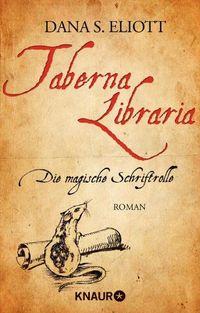 Taberna Libraria - Die Magische Schriftrolle - Klickt hier für die große Abbildung zur Rezension
