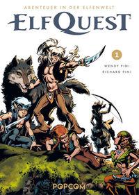 Abenteuer in der Elfenwelt: Elf Quest 1 - Klickt hier für die große Abbildung zur Rezension