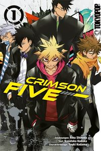 Crimson Five 1 - Klickt hier für die große Abbildung zur Rezension