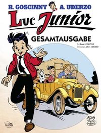 Luc Junior Gesamtausgabe - Klickt hier für die große Abbildung zur Rezension
