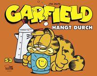 Garfield 53: Garfield hängt durch - Klickt hier für die große Abbildung zur Rezension