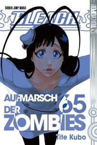 Bleach 65: Aufmarsch der Zombies - Klickt hier für die große Abbildung zur Rezension